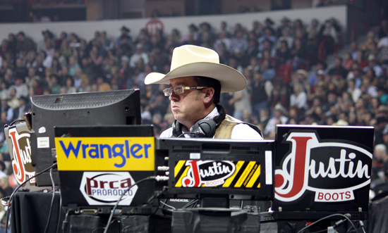 Benje Bendele has worked the Wrangler National Finals Rodeo each of the past 10 seasons, and he returns to Claremore, Okla., for the 65th annual Will Rogers Stampede, set for Friday, May 27-Sunday, May 29..