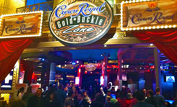 The MGM Grand's Gold Buckle Zone has become the place to be after each performance of the Wrangler National Finals Rodeo. The MGM Grand is a host hotel for the NFR, and it's where fans can rub shoulders with ProRodeo's stars.
