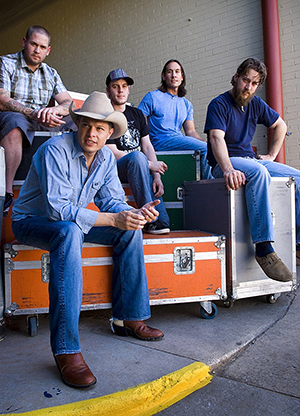 Jason Boland and the Stragglers will perform Friday, Oct. 19, after the Chisholm Trail Ram Prairie Circuit Finals Rodeo at the Stephens County Fair and Rodeo in Duncan, Okla.