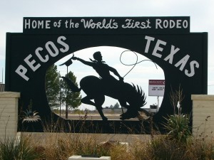 The history of rodeo dates back to 1883 in Pecos, Texas, and that tradition continues with the West of the Pecos Rodeo, which takes place June 26-29.
