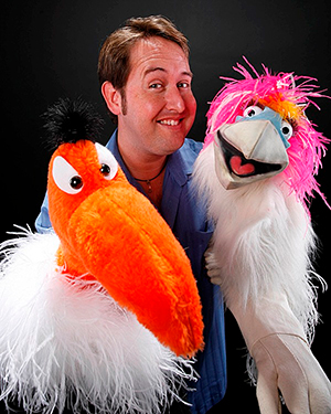 Ventriloquist Kevin Johnson returns to Lovington this year to be part of the daily fun at the Lea County Fair and Rodeo.
