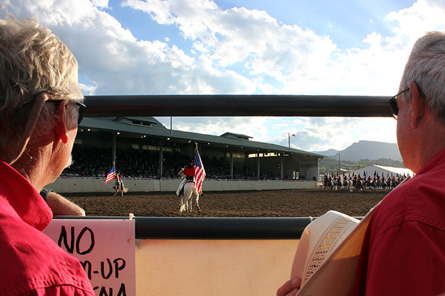 The VIP Experience patrons at Rooftop Rodeo in Estes Park will get many benefits, including a behind-the-scenes tour.