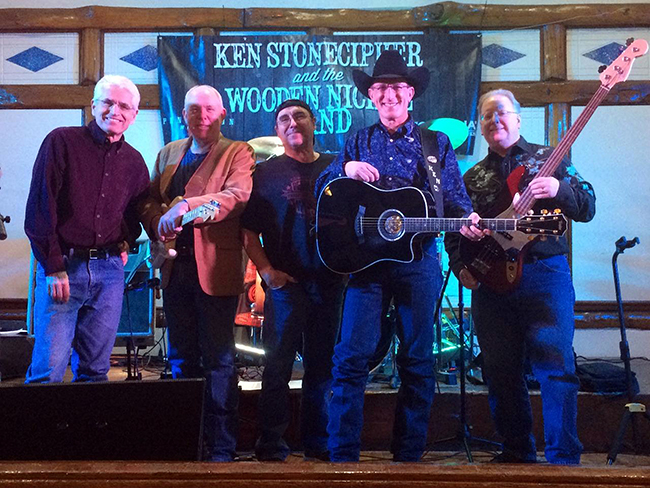 Ken Stonecipher and the Wooden Nickel Band will be performing on Friday, July 13-Saturday, July 14, during Cattlemen's Days. They will be providing dancehall music at Wapiti Ridge Saloon on Friday and at Garlic Mike's on Saturday. (COURTESY PHOTO)