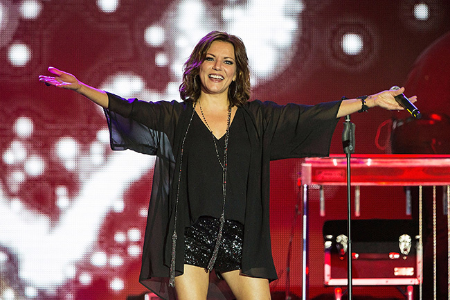 Martina McBride will headline a list of outstanding artists that will play during this year's Lea County Fair and Rodeo in Lovington, N.M.