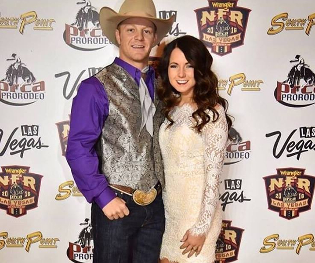 Pete Carr is going to donate proceeds from the Stampede at the Ike in West Monroe, La., to J.R. and Shelby Vezain to help cover the medical expenses that come with J.R.'s treatment for a broken back, which has left him paralyzed from the waist down.
